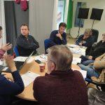 Reunión de Junta Directiva de la FEDS