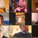 Reunión de Comíte Paralimpico Español (CPE)