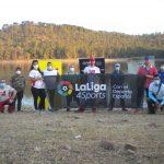 Resultados del Campeonato de España de Pesca (Agua Dulce)