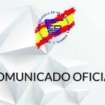 Aplazamiento del campeonato de España de Ajedrez y campeonato de España de Bowling