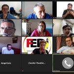 Reunión del Comité Ejecutivo CPE