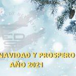 Desde la FEDS queremos desearos una FELIZ NAVIDAD y PRÓSPERO AÑO NUEVO 2021.