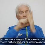 Vídeo del comité de tenis de mesa