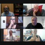 Reunión del Comite de Petanca
