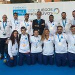 Nuestros deportistas participan en I Juegos Inclusivos
